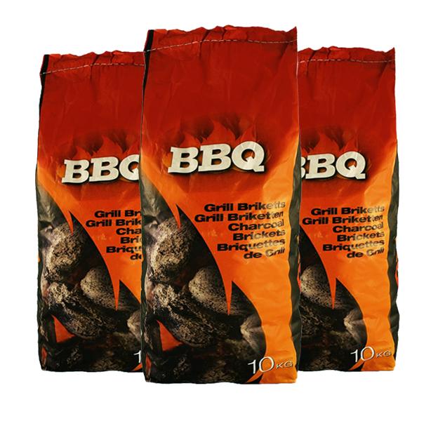 BBQ Briketten