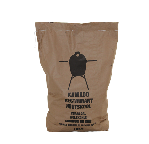 Kamado Restaurant Houtskool